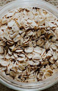 Healthy porridge oats